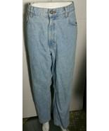 Vintage Calvin Klein Women's Jeans Size 16 High Rise Waist Mom USA  - $19.79