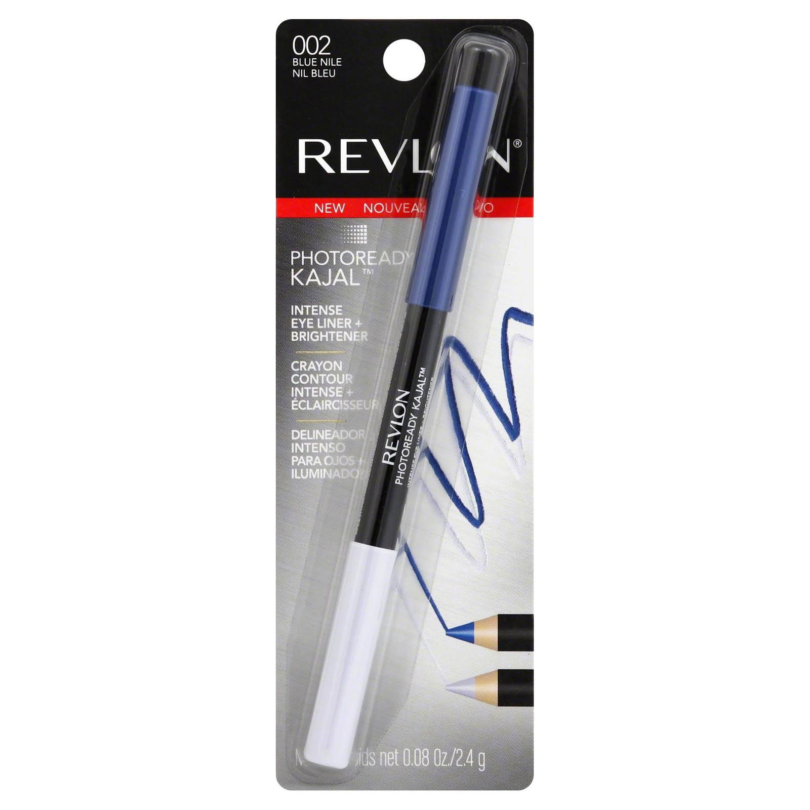 Primary image for Revlon Photoready Kajal Intense Eyeliner & Brightener Color # 002 Blue Nile
