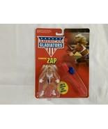 Vintage American Gladiators  Zap Action Figure 1991 MOC MATTEL mint Card - $18.99