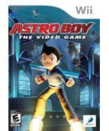 Astro Boy: The Video Game - Nintendo Wii [Nintendo Wii] - $3.84