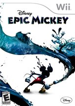 Disney Epic Mickey - Nintendo Wii [Nintendo Wii] - $5.73