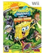 SpongeBob SquarePants featuring NickToons: Globs of Doom - Nintendo Wii ... - $5.92