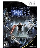 Star Wars: The Force Unleashed - Nintendo Wii [Nintendo Wii] - $3.55