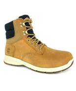 Timberland Men's Norton Ledge Waterproof Wheat Leather Boots A1R2F - $99.99