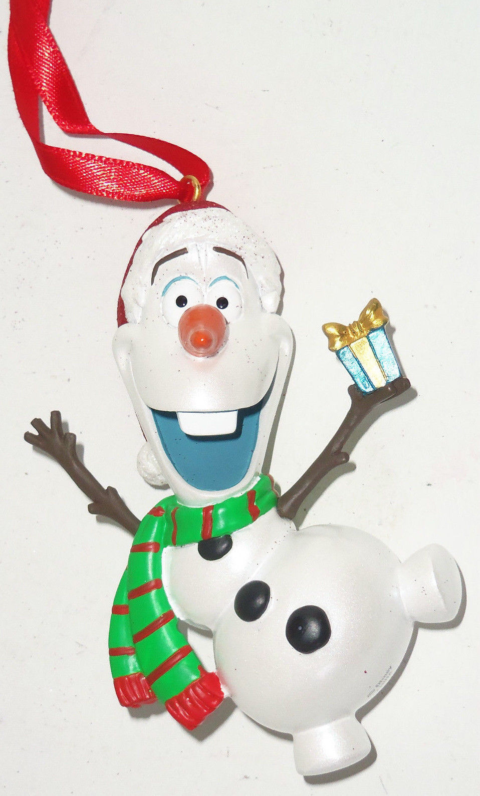 Disney Frozen Olaf Ornament Christmas Tree and similar items