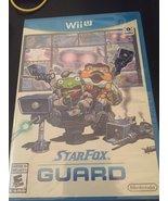 StarFox Guard for Nintendo Wii U [video game] - $5.88