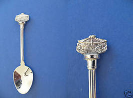 NANAIMO BC. Souvenir Collector Spoon MUSEUM Collectible British Columbia... - $5.95