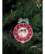 2007 HALLMARK KEEPSAKE Loving Memory Locket Ornament-RETIRED - $9.99