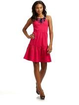 Cynthia Steffe Cassidy Raspberry Dress Size 6 NWT $345 - $59.39