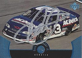 AUTOGRAPHED Dale Earnhardt Jr. 1999 Upper Deck Racing ROAD TO THE CUP (#... - $40.46