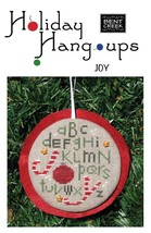 Joy Holiday Hang Ups cross stitch kit Bent Creek  - $21.60