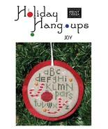 Joy Holiday Hang Ups cross stitch kit Bent Creek  - $21.60