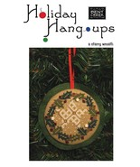 A Starry Wreath Holiday Hang Ups cross stitch kit Bent Creek  - $21.60