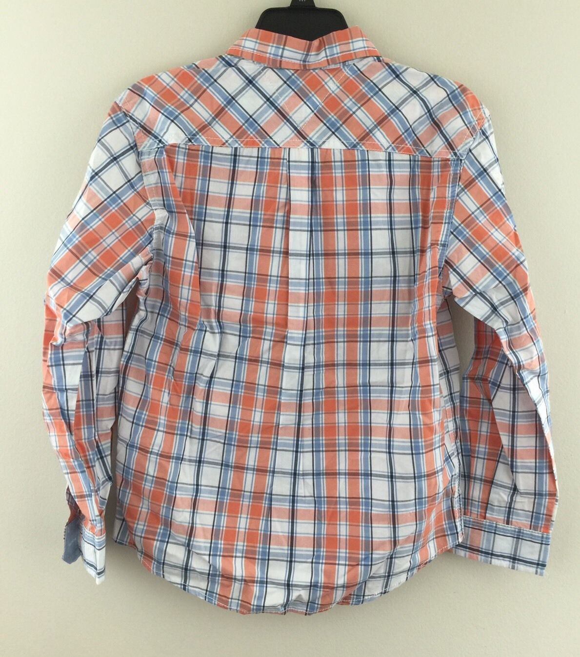 new tommy hilfiger boys dress shirt button up