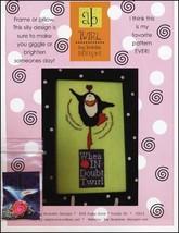 Twirl cross stitch chart Amy Bruecken Designs - $7.20