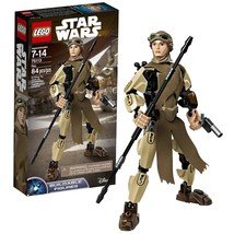 Lego Year 2016 Star Wars Series 9 Inch Tall Figure Set #75113 - REY with... - $39.99