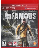 inFAMOUS - Playstation 3 [PlayStation 3] - $4.39