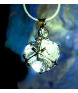 MAGICK PSYCHIC VISIONS SPELL RING ORB PENDANT~HAUNTED - $49.00