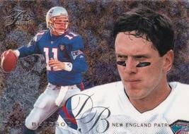 Drew Bledsoe 1995 (Patriots) Flair Preview # 20 - $0.98