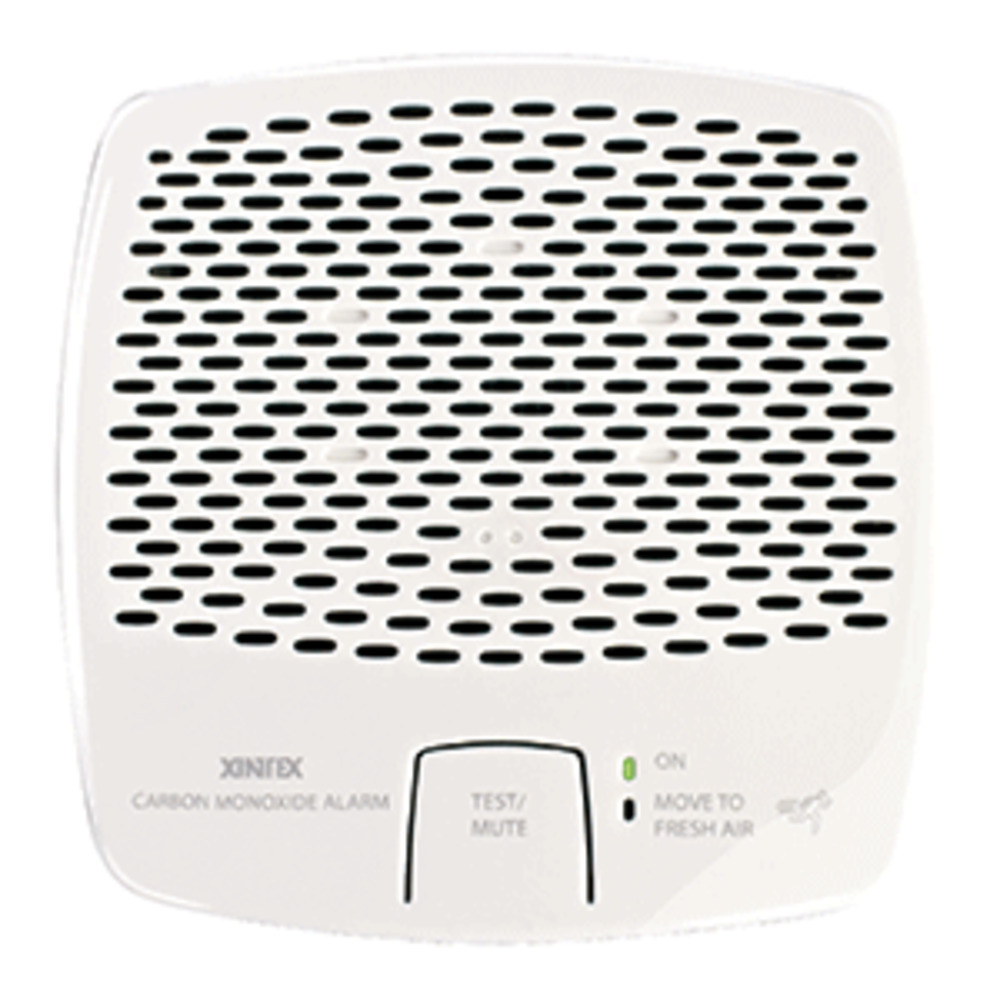 Primary image for Xintex Carbon Monoxide Alarm - Battery Operated - White