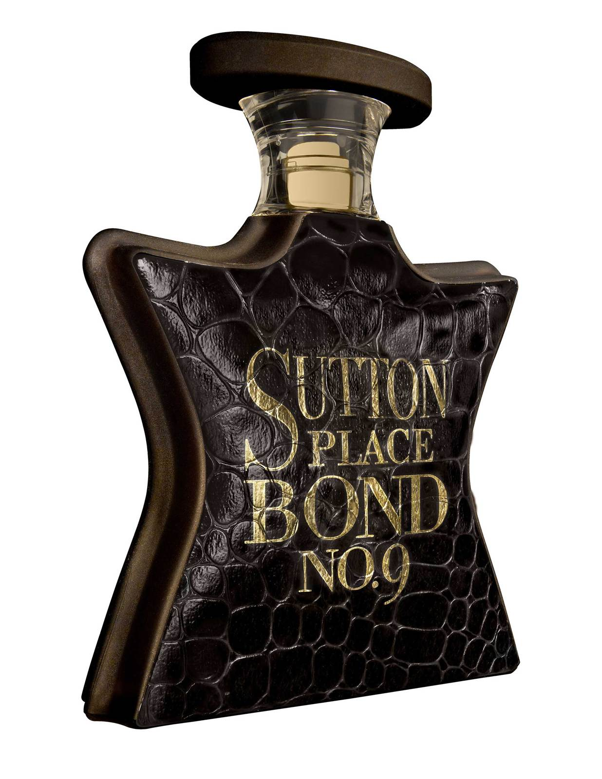 SUTTON PLACE by BOND No.9 5ml TRAVEL SPRAY EDP Tangerine Amber Leather Parfum