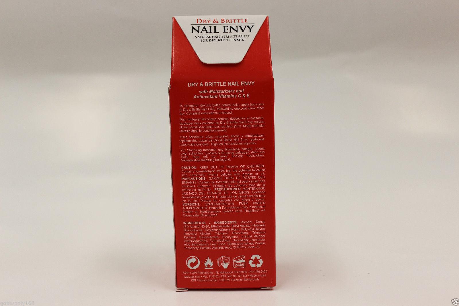 NT131 - Opi Nail Envy - Nail Strengthener and similar items