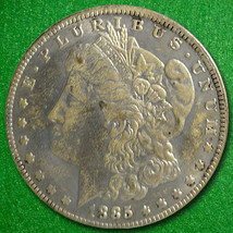 1885-O US Morgan Silver Dollar in Good Condition - $20.99