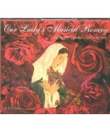 OUR LADY'S MUSICAL ROSARY (4 - CDs) by Donna Cori Gibson - $35.95