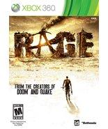 Rage [Xbox 360] - $6.92