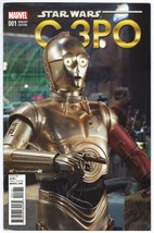 Star Wars Special C-3PO #1 NM Variant Photo Cover Marvel Comics - 2016 - $14.95