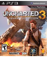 Uncharted 3: Drake's Deception - Playstation 3 [PlayStation 3] - $3.75