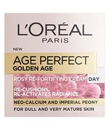 L'Oreal Paris Age Perfect Golden Age Rosy Re-Fortifying Day Cream, 50 ml  - $20.00