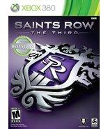 Saint's Row: The Third - Xbox 360 [Xbox 360] - $5.51