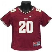 NIKE Florida State Seminoles NCAA #20 Youth LG Football Jersey NEW - $55.97