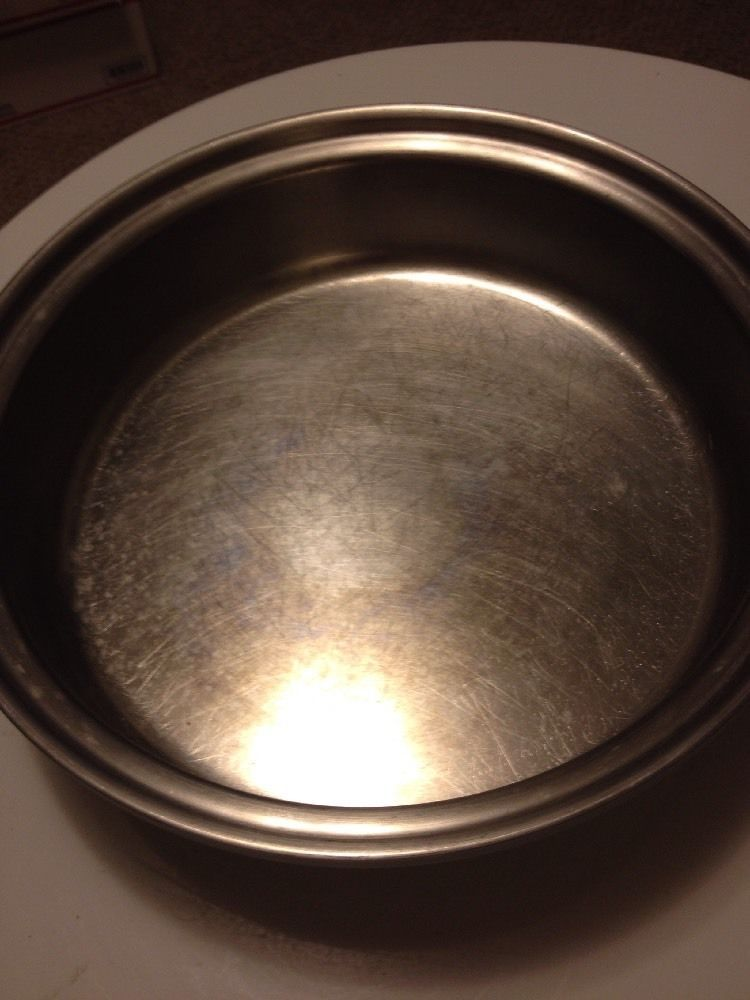"""Crown Regent Thermium Stainless Steel 10.5"""" Frying Muffin Pan Skillet W Lid (dd)"""