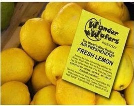 16- Wonder Wafers Fresh Lemon~ Scent~Amazingly Fresh~ - $6.78