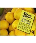 16- Wonder Wafers Fresh Lemon~ Scent~Amazingly Fresh~ - $6.78