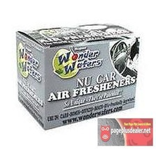 16- Wonder Wafers NU Car Scent~Amazingly Fresh~CHEAP - $6.78