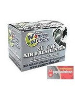 16- Wonder Wafers NU Car Scent~Amazingly Fresh~CHEAP Air Freshener Car Home - $7.69