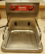 Vintage Campbells Soup Warmer Kitchen Counter A... - $147.51