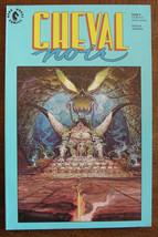Cheval Noir #5 VF, Druilett, Schuiten, Andreas,... - $1.43
