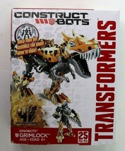 Transformers Age of Extinction Construct-Bots Dinobots Grimlock Buildabl... - $9.95