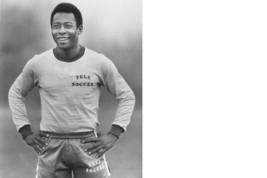 Pele P Vintage 16X20 BW Soccer Memorabilia Photo - $29.95