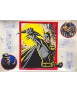 1991 DC Comics Batman Returns No. 453 Priss Prints Room Decoration - $19.69