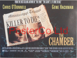 """The Chamber - Lobby Poster - Framed 12""""H x 16""""W - $51.00"""