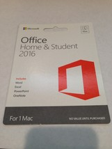Microsoft Office 2016 Home and Student For Appl... - $46.99