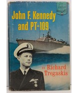 John F. Kennedy and PT-109 Richard Tregaskis Landmark No 99 - $4.99
