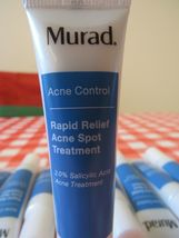 MURAD ACNE CONTROL Rapid Relief Acne Spot Treatment 0.5 fl oz / 15 ml - $22.65