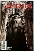 Detective Comics #820 (1937) - 9.4 NM *Face the Face*  - $3.95