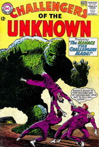 Challengers of the Unknown #38 FN; DC | save on shipping - details inside - $14.99